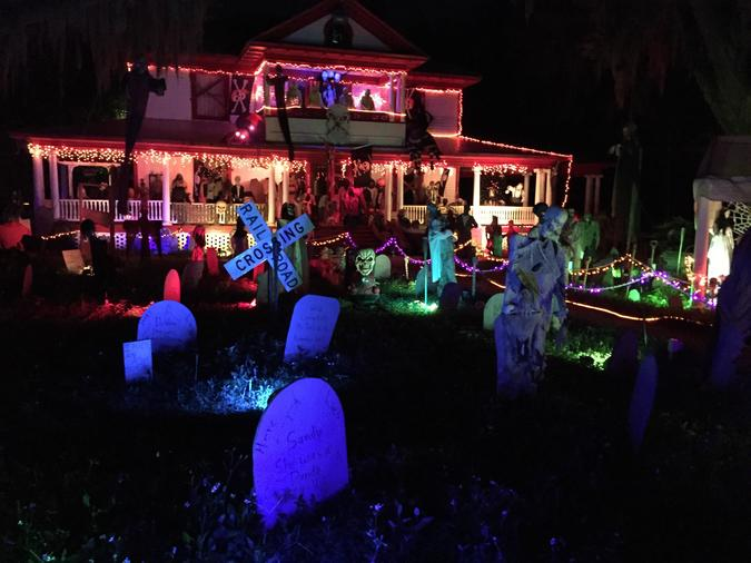 20 ideas para decorar tu casa en halloween que te - Adornos de halloween para hacer en casa ...