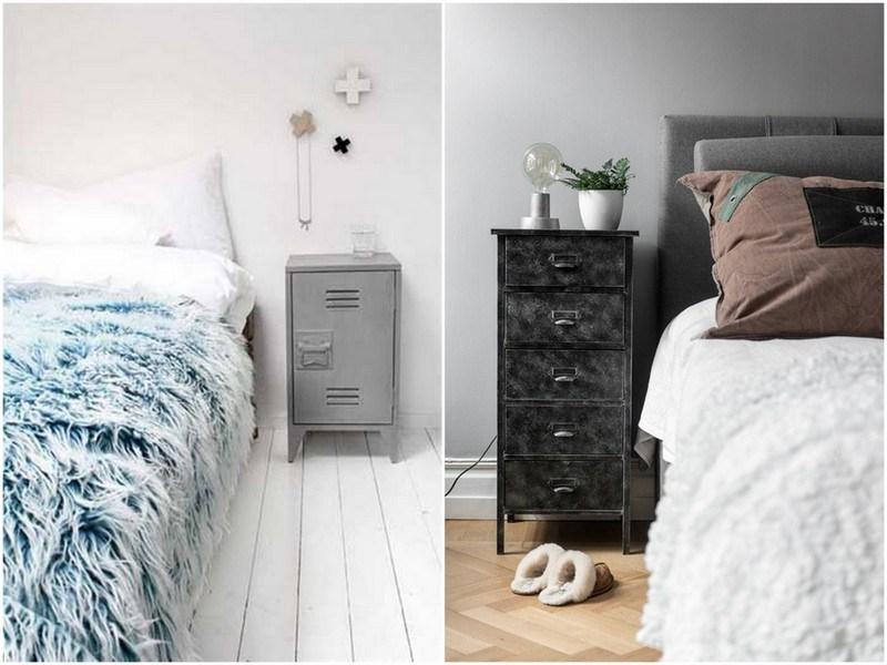 Pon un toque de originalidad en tu dormitorio con estas mesillas de noche nicas casas - Mesillas originales ...