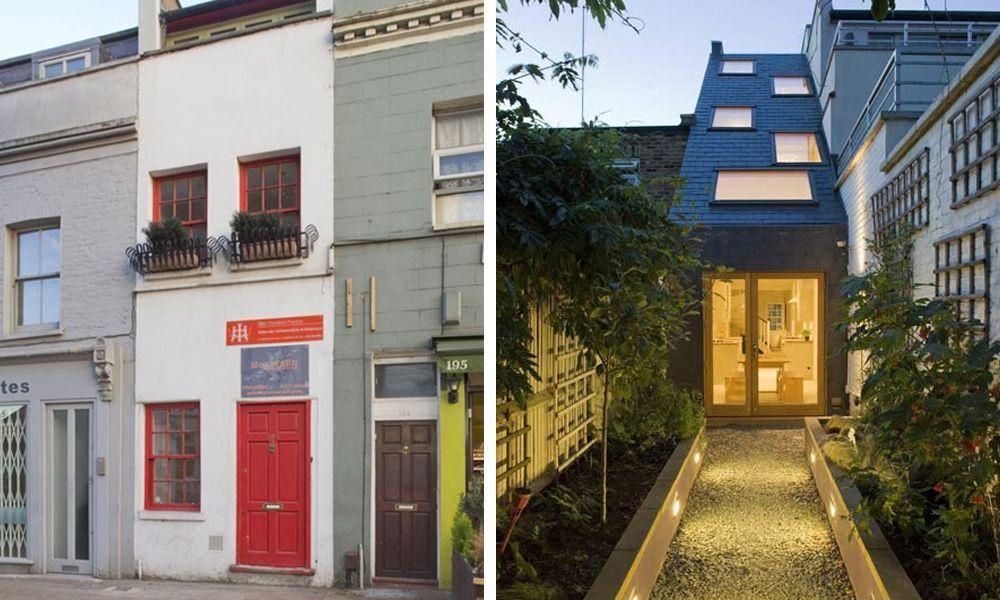 La Casa Sólo Mide 23 Metros De Ancho Pero Cuando Veas Su Interior