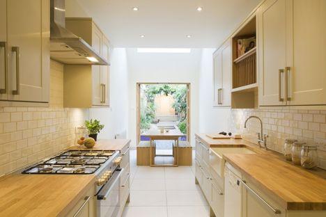 La casa s lo mide 2 3 metros de ancho pero cuando veas su for Cocinas de 3 metros de largo