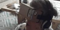 abuela gafas vr