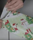 truco envolver regalos