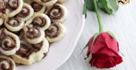 corazones de nutella