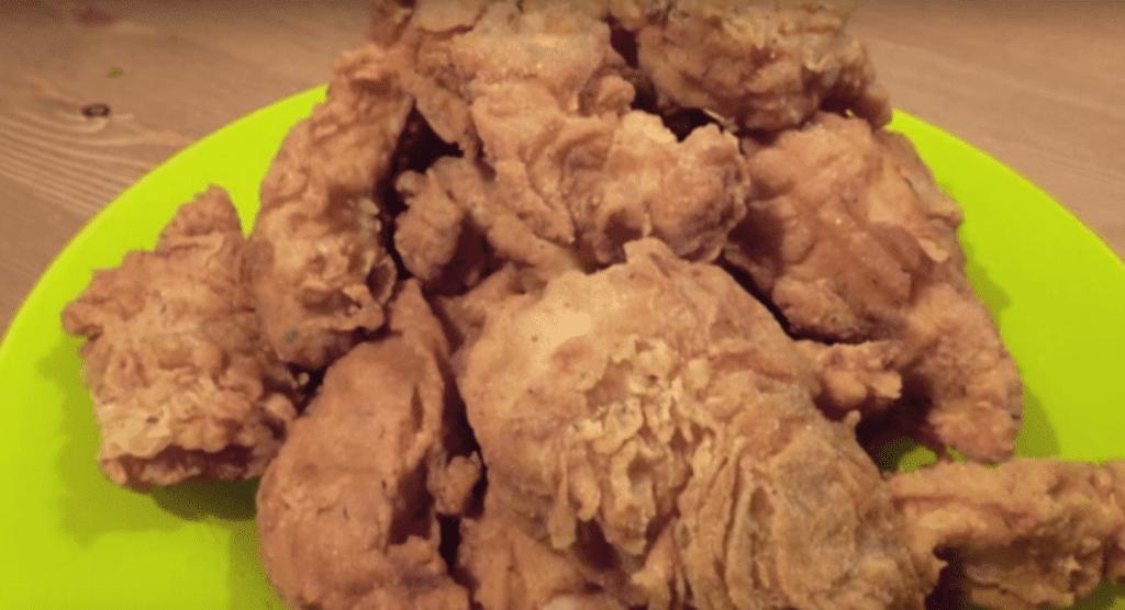 Aprende a cocinar el pollo al estilo Kentucky 03