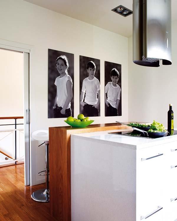 20 ideas originales para decorar tu casa con fotografías | Casas ...