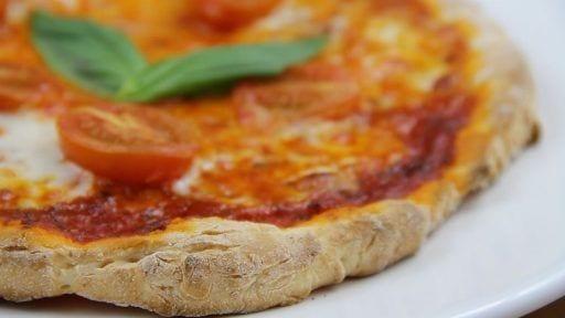 masa pizza yogur