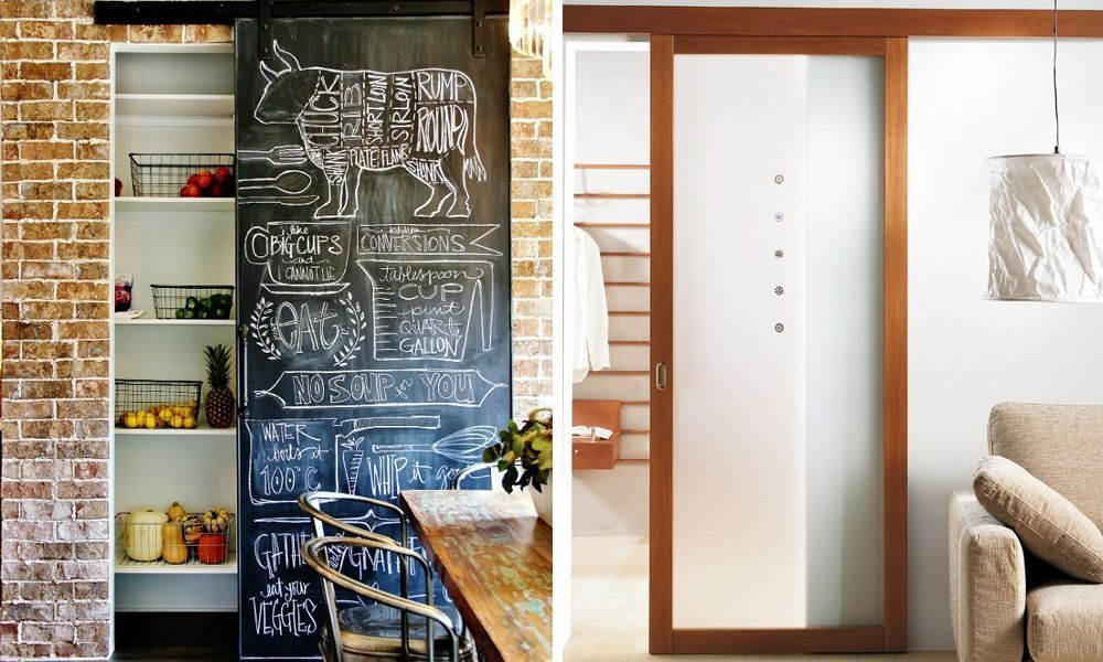 9 consejos para poner puertas correderas en casa sin tener que hacer ...