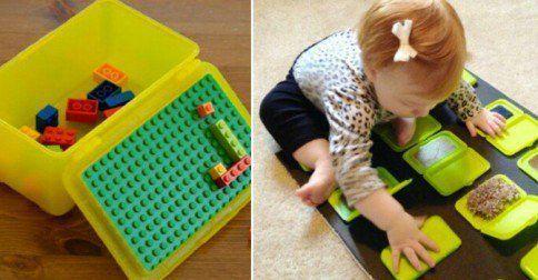 reutilizar cajas toallitas bebes destacada