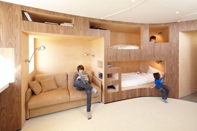 Diseñada por: h2o Architects