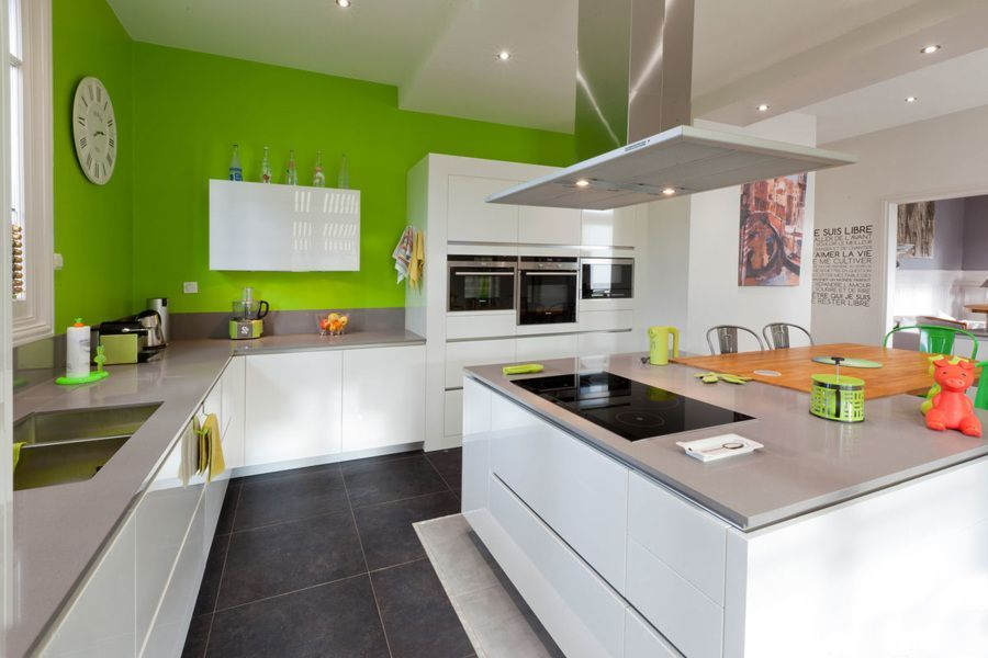 10 maneras de renovar tu cocina sin tener que hacer obras for Renovation cuisine professionnelle