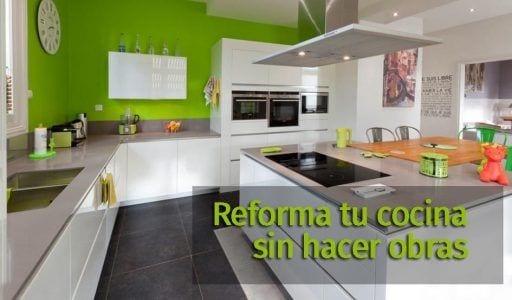 reformas cocina destacada