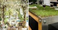 decorar con plantas destacada