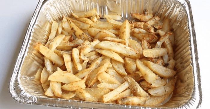 Kartoffeln ohne Öl 03