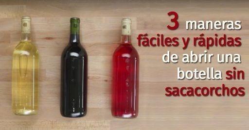 trucos botella