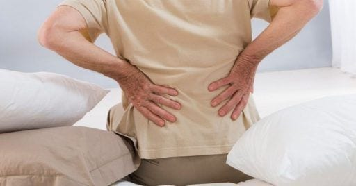 dolor espalda destacada