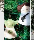 adornos de Navidad originales destacada