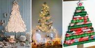 arboles navidad originales destacada