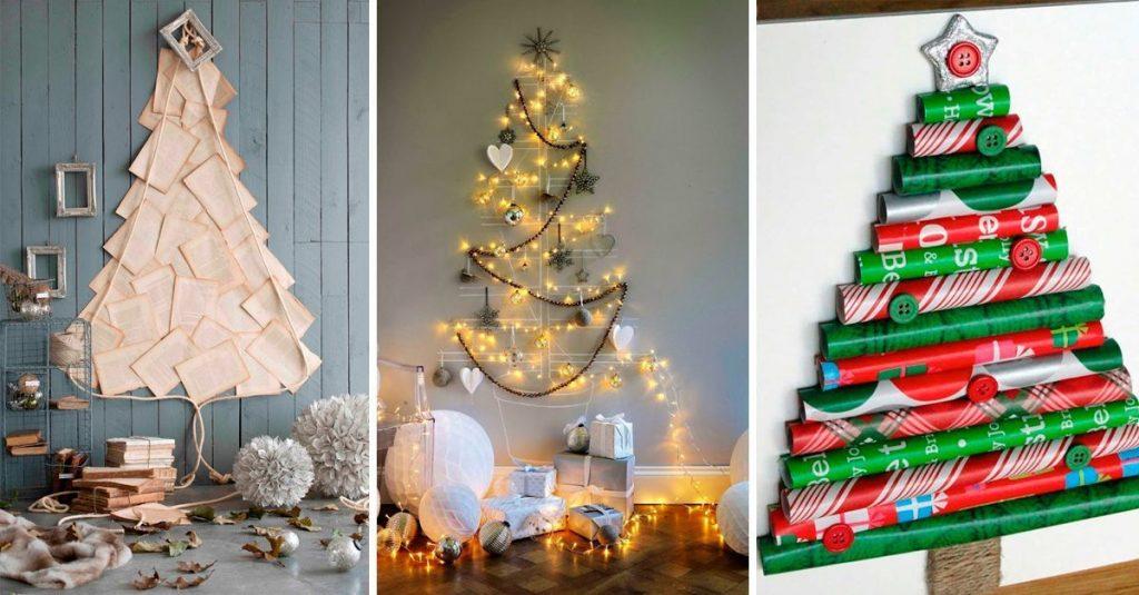Rboles originales para que triunfes con la decoraci n de - Adornos originales para navidad ...