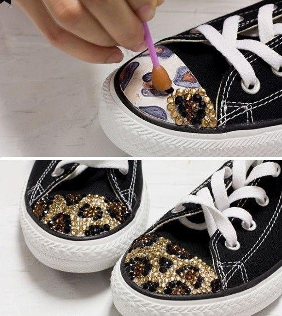 customizar zapatillas viejas2