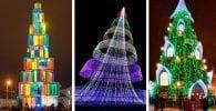 arboles navidad originales