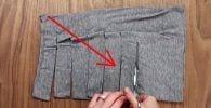 reciclar camisetas