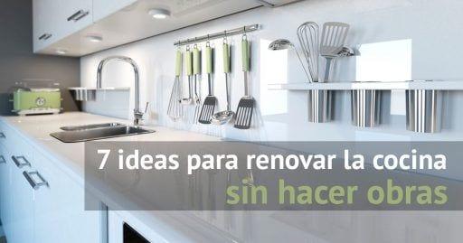renovar cocinas destacadas