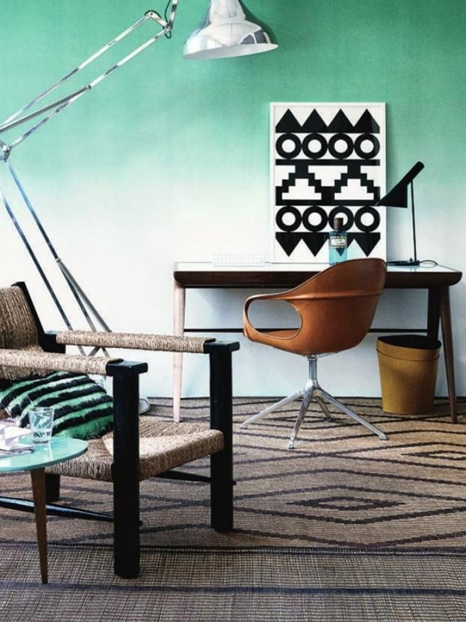 8 ideas para transformar tu piso de alquiler sin tener que - Ideas para pintar un piso ...