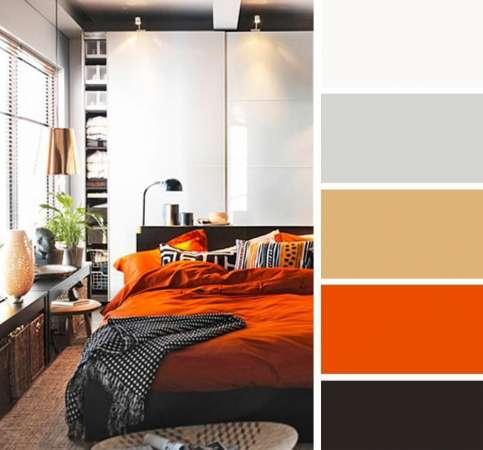 Qu colores son mejores para combinar en nuestro dormitorio Te