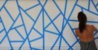 tecnica pintar pared destacada