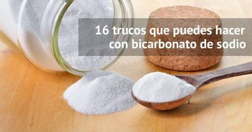 usos bicarbonato de sodio destacada