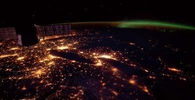 espacio-tierra