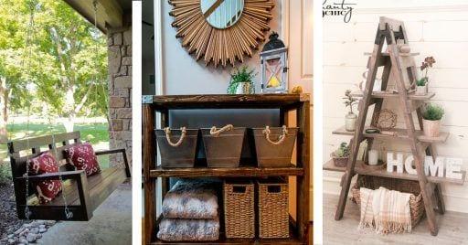 DIY tablas madera destacada