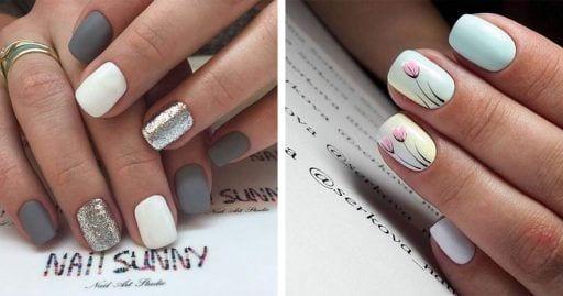 Diseños de manicure