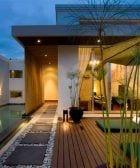 iluminacion jardines terrazas destacada