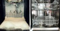limpiar lavavajillas