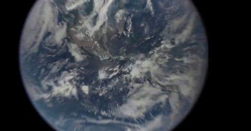 tierra espacio