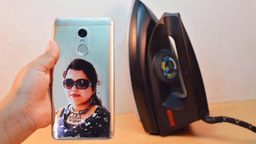 Personaliza tu funda de móvil con una foto