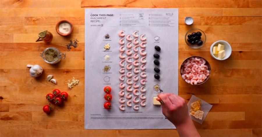 Ikea reinventa la forma tradicional de elaborar recetas de cocina