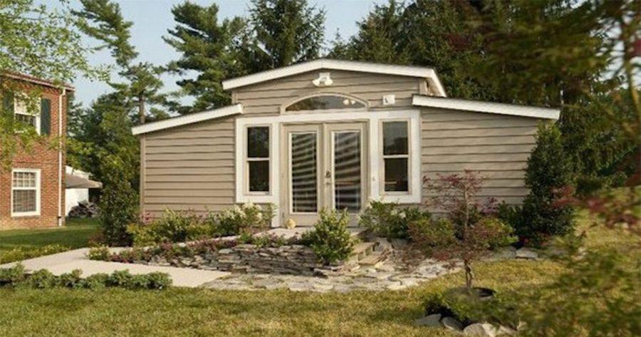 Casa prefabricada para ancianos ideal para tener independencia casas increiblescasas increibles - Casa para ancianos ...