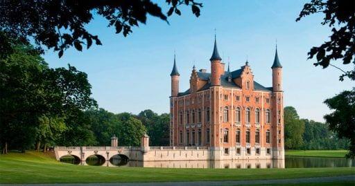 castillo belga venta