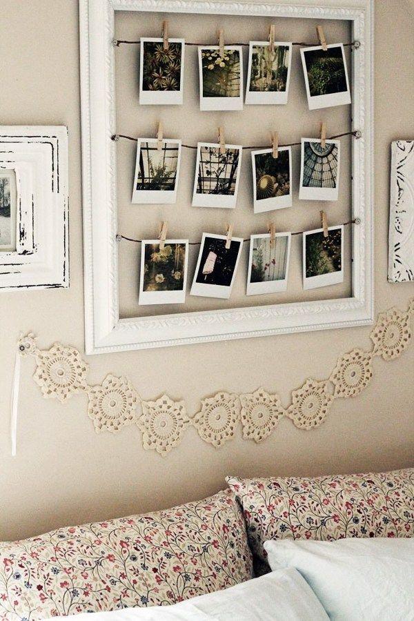 11 buenas ideas para decorar las paredes de tu dormitorio | Casas ...