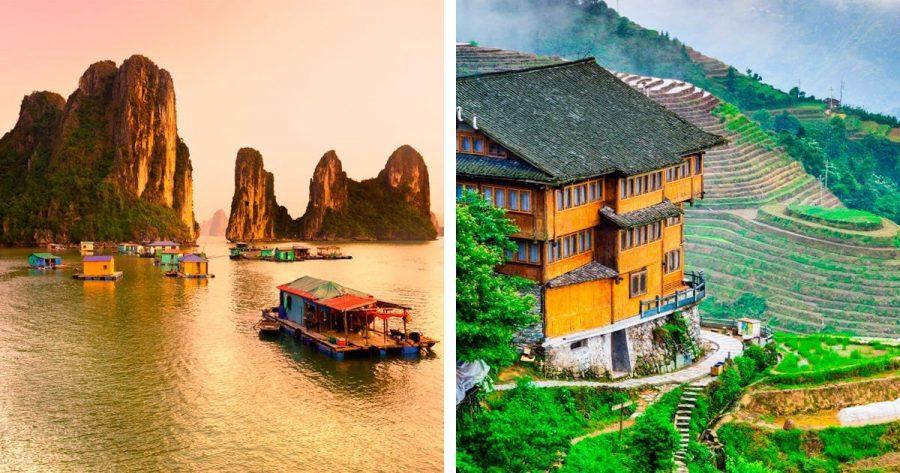 Te sorprenderás con la increíble belleza de estos 14 pueblos con encanto