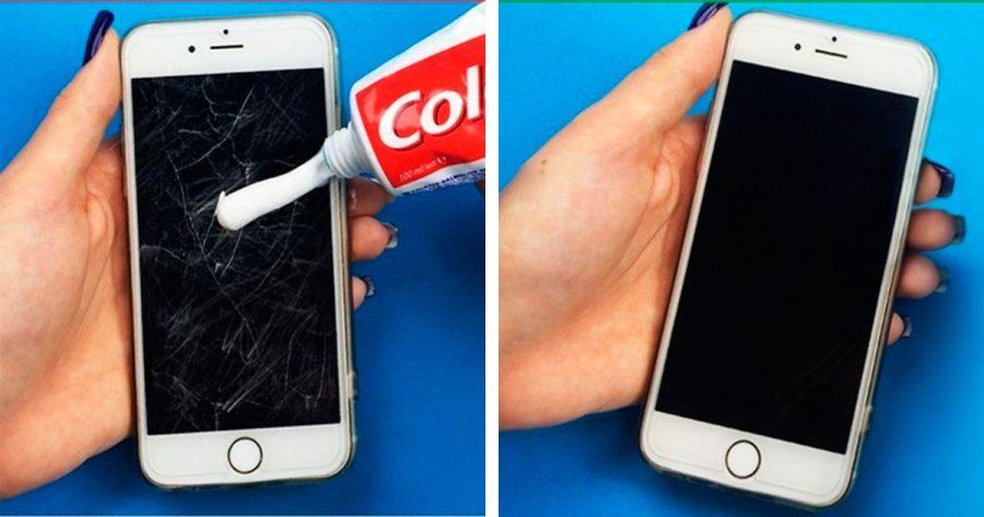 Elimina los arañazos de cualquier superficie con estos trucos