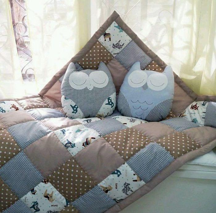 reciclar viejas sábanas y fundas de almohada 12