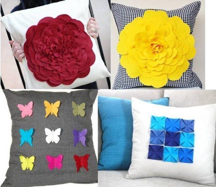 reciclar viejas sábanas y fundas de almohada 13