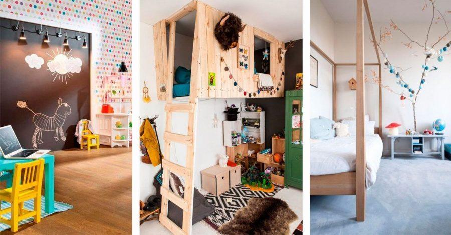 8 claves para decorar dormitorios infantiles que encantarán a tus hijos