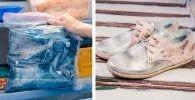 limpieza ropa zapatos
