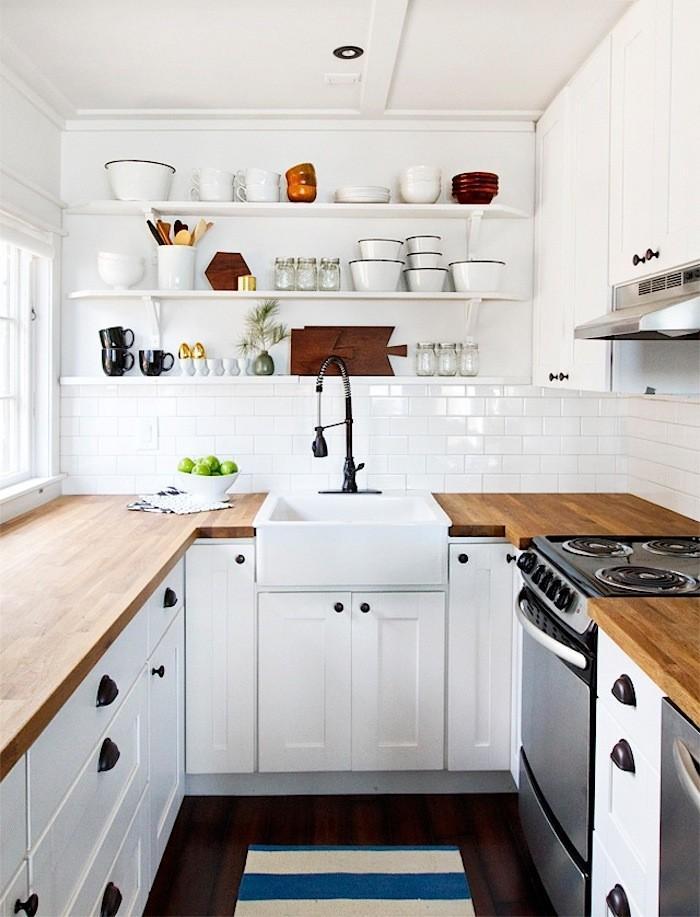 Ideas Para Tener Una Cocina De Lujo Sin Hacer Reformas Casas - Cocina-barata