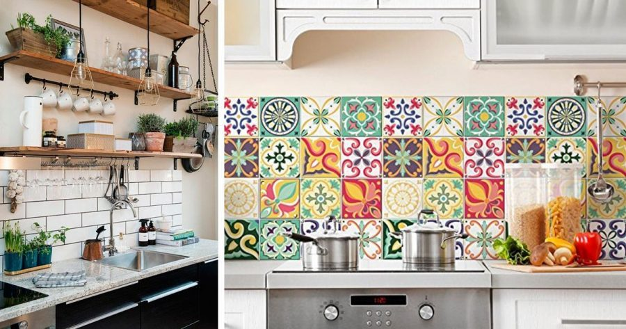 8 ideas para tener una cocina de lujo sin hacer reformas - Ideas para hacer una cocina ...