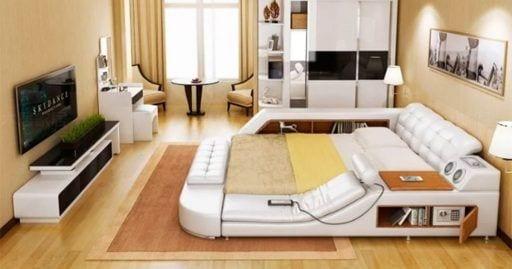 cama muntifuncional destacada